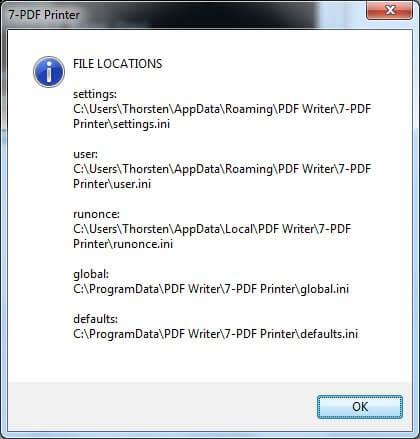 acrobat pdf printer windows 7